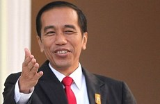 Le président indonésien entame sa visite d'Etat au Vietnam