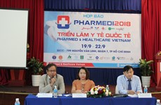 Bientôt la 13ème exposition internationale dans le domaine de la santé à Hô Chi Minh-Ville