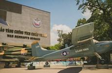 Le musée des vestiges de la guerre classé dans le top 10 des meilleurs musées du monde