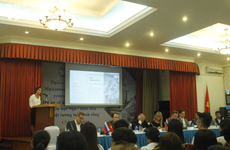 Exposition sur les Universités russes de premier rang à Hanoi