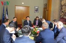 Vietnam et France intensifient leur coopération dans l'environnement