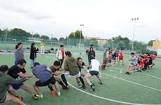 Activités culturelles et sportives pour les jeunes vietnamiens en R. tchèque