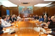 Le Vietnam et l'Argentine stimulent leur coopération dans la santé