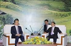 Vietnam-Chine: renforcement de la confiance politique entre les deux Partis communistes