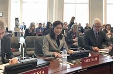 L'ambassadeur du Vietnam préside la réunion périodique du Comité de l'ASEAN à La Haye