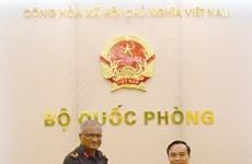 Le Vietnam et l'Inde approfondissent leurs relations dans la défense