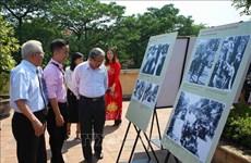 Exposition sur les moments de la libération de la capitale en octobre 1954