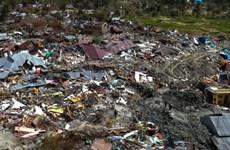 Séisme et tsunami en Indonésie: le bilan porté à près de 2.000 morts