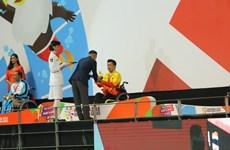 Asian ParaGames 2018 : première médaille d'or pour le Vietnam