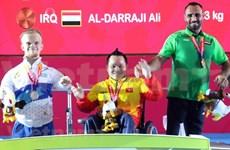 Asian ParaGames 2018 : le Vietnam décroche une deuxième médaille d'or