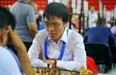 Echecs : le grand maître vietnamien Lê Quang Liêm participera au tournoi 2018 de l'île de Man