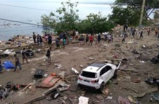 Un nouveau séisme frappe l'Indonésie