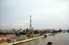 La Banque mondiale aide Hau Giang dans le développement urbain