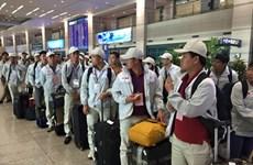 Plus de 102.000 Vietnamiens envoyés travailler à l'étranger en neuf mois