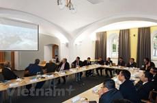 Tuyên Quang explore les opportunités de coopération à Pardubice