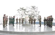 Bientôt l'échange d'amitié frontalière Vietnam-Laos-Cambodge