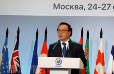Une délégation du PCV à la conférence internationale des Partis politiques d'Asie