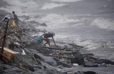 Philippines : des milliers de personnes évacuées en prévision du typhon Yutu
