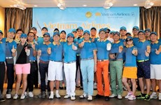 """The Vietnam Airlines Golf Day - 2018"" à Hong Kong (Chine)"