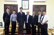Coopération entre le Vietnam et le Conseil olympique d'Asie dans le soutien aux sportifs