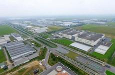 Vinh Phuc : Inauguration de la première phase de la zone industrielle Thang Long