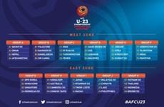 Football : le Vietnam dans le groupe K des éliminatoires de l'AFC U-23 Championship