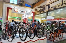 Ouverture du salon international Vietnam Cycle 2018