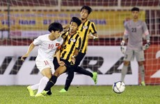 Football : le Vietnam bat la Malaisie en amical