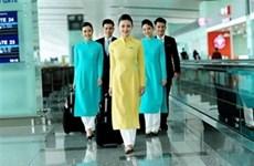 Nouvel uniforme pour les hôtesses de Vietnam Airlines