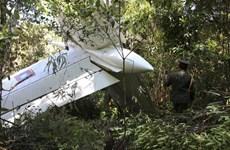 Le Laos a retrouvé un avion militaire accidenté