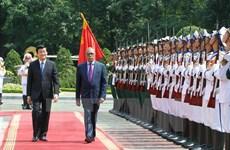 Déclaration commune Vietnam-Bangladesh