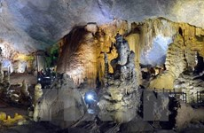 Phong Nha-Ke Bang inscrit pour la 2e fois au patrimoine mondial