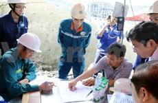 Eclatement de «poches d'eau» dans une mine à Quang Ninh