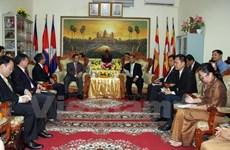 Vietnam-Cambodge : coopération entre les organes chargés des affaires religieuses