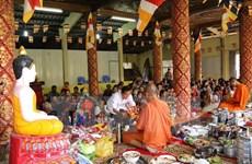 Enseignement de la langue khmère à Kien Giang