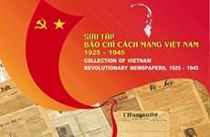 Revue de la presse révolutionnaire vietnamienne à la veille de la Révolution d'Août