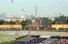 Les pays félicitent le Vietnam à l'occasion de sa Fête nationale