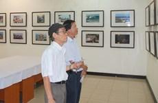Exposition «Hoàng Sa, Truong Sa du Vietnam-les preuves historiques et juridiques» à Kiên Giang
