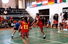 Vietnam : champion du monde de plumfoot