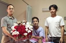 Le Vietnamien blessé lors de l'attentat à Bangkok est rapatrié