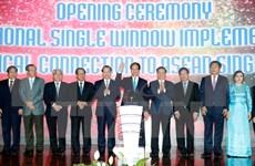 Le Vietnam lance officiellement son guichet unique national