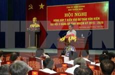 Réglementations des élections au sein du Parti: les nouveaux points