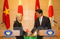 La visite de Nguyên Phu Trong largement couverte par la presse japonaise