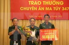Trois personnes arrêtées pour trafic transfrontalier de drogue