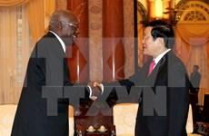 Développement des relations de solidarité et de coopération intégrale Vietnam-Cuba