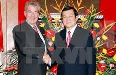 Activités du président Truong Tan Sang à l'ONU