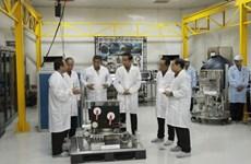 L'Indonésie lance un satellite fabriqué par elle-même