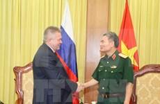 Promotion de la coopération Vietnam-Russie dans la défense
