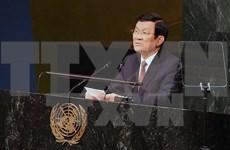Le Vietnam confirme son intégration internationale active
