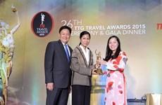 Vietjet couronné Meilleur transporteur aérien asiatique low-cost
